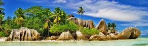 Seychellen - Strand